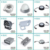 3W Foco LED impermeable, LED predominio aplique para exterior