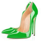 Chaussures occasionnelles de talons hauts de robe de Madame soirée de prix bas