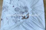Super hôtel blanc imperméable matelassée confortable matelas Housse de matelas protecteur