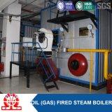 Caldeira de vapor industrial da proteção ambiental