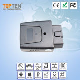 Máxima seguridad OBD Coche alarma GPS TK208-EZ