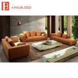 Ues-förmig Sofa-Möbelgeschäft-Leder-Schnittsofa