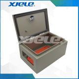 Серая коробка распределения Ral7035 для крытой и напольной установки IP66 стены