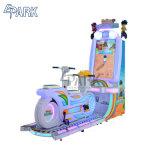 Het muntstuk stelde de Machine van het Spel van de Simulator van de Fiets van de Rit Kiddie in werking