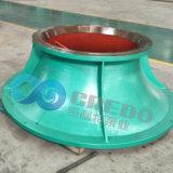 Vertikale Mischfluss-Spiralen-Pumpe