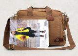 Человека мешка перемещения руки многофункционального рюкзака дела мешка Одиночн-Плеча мешка холстины мешка мыжского вскользь портфель наклоняя