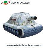 탱크 모양 전투 군 장애 팽창식 천년기 필드 Paintball 방탄호