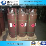 C4h10 Refrigerant газ R600A для условия воздуха