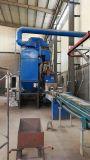 Máquina de sopro do tiro para a limpeza da superfície do cilindro do LPG