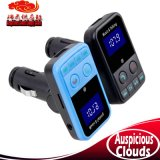 Jogador do carro FM MP3 do transmissor de AC-2025 Bluetooth com carregador do USB
