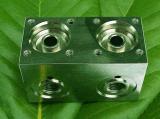 OEM-Precision фрезерного станка с ЧПУ поворота обработки деталей из нержавеющей стали
