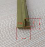 Goma aislante térmico impermeable tiras de silicona
