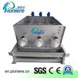 乳製品の廃水処置のための手回し締め機の沈積物の排水機械