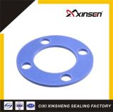 HEAT Resistant PTFE Material Round Shape Flat Gasket