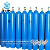 El Oxígeno de acero sin costura hidrógeno argón, helio, el cilindro de gas CO2