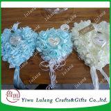 Diamante Artificial romántica boda flor rosa boda ramo de novia