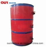220V 2000W 250*1740mmのシリコーンのドラム油加熱器