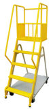 Metal Folding Warehouse Ladder Trucks