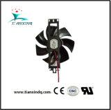 ventilatore assiale di raffreddamento di plastica H di CC del cuscinetto a sfere 110 5-24V piccolo