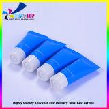 Tubo cosmetico laminato compressione di plastica facciale impaccante all'ingrosso del tubo della pulitrice