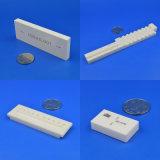 Materiale di strato di ceramica di figura di Zirconia refrattario di ceramica quadrato dell'isolamento
