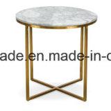 Lijst van de Staaf van de Gebeurtenis van het Frame van het Staal van de Fabriek van Foshan de Goud Geplateerde Marmeren Hoge