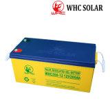 Recarga rápida de 12V Batería de gel Solar de ciclo profundo