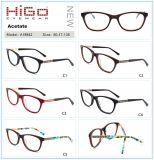 Fabrikanten van de Frames van de Acetaat van ontwerpen de Optische in China, Oogglazen voor Vrouwen