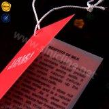 서류상 설명서를 인쇄하는 Sinicline 주문 빨간 로고
