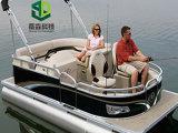 6.8M алюминия на лодке плавающего режима на лодке на полдня
