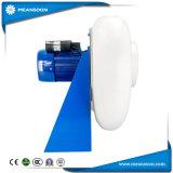 Ventilador eléctrico escape de plástico de 250
