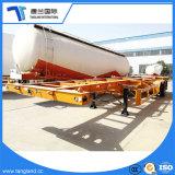 Непосредственно на заводе скелет Полуприцепе грузового прицепа для продажи
