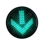 Grande modulo del semaforo della freccia di verde della croce rossa