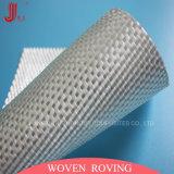 Lançar mão de tecidos de fibra de vidro de casco simples pano de lã de vidro 400g