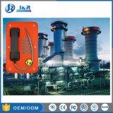 Telefono protetto contro le esplosioni industriale resistente di SIP dell'umidità, telefono antiesplosione di VoIP