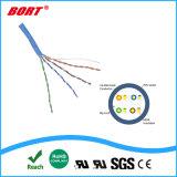 FTP CAT6 Al tiras 4PAR Bc 23AWG 0,57 mm UL Certificação CE