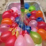 Impulsen van Sprinking van het Water van de Spelen van het Strand van de Zomer van de Injectie van de Pomp van de Bom van het Water van de Ballen van de Ballon van het Water van het latex de Snelle