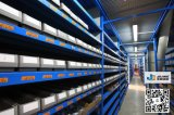 Entrepôt système pris en charge de rack mezzanine étagère multiniveau