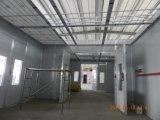 Cer-anerkannter nach Maß Möbel-Spray-Lack/Lack-Stand mit Wasser-Vorhang