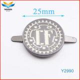 Logo en métal personnalisé à la mode Tag pour Décoration Sacs à main