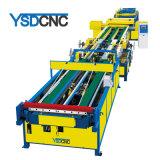 Il condotto di aria del sistema di CNC Line5 fa la macchina per la HVAC