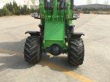 トルクコンバーターが付いている中国のEougem Zl08の車輪のローダー