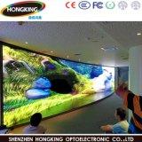 P2.5 Die-Casting afficheur LED du panneau d'écran vidéo pour l'étape location