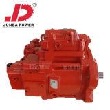 KAWASAKI 유압 펌프 K3V112S-Y015R-2N00를 위한 건설장비