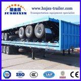 40-100 Tonnen hochwertige neue Seitenwand-Traktor-LKW-halb Schlussteil-