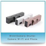 Wink=Shutter Wi Fi와 전화 Paka 구름 데이터 다중목적 CCTV 사진기