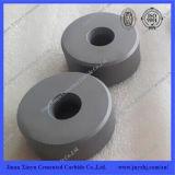 Garniture ronde de carbure de tungstène avec le trou minuscule pour la tour de jet