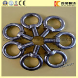 Drop Forged Stainless Steel Lifting DIN 580 Eye Bolt