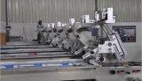 Macchinario di acciaio inossidabile pieno dell'imballaggio del cuscino della macchina imballatrice Ald-250d dei biscotti