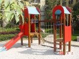 Stuk speelgoed van het Kind van de Stijl van het westen het Mooie Grappige voor de Populaire Houten Speelplaats van de Baby